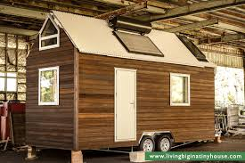 Interesting Living In A Tiny House Tinyhouseexterior Inside Design