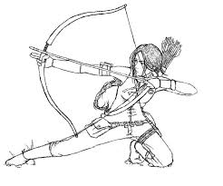 Small Picture 13 best hunger games coloring pages images on Pinterest Coloring