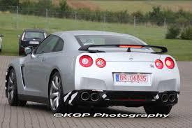 Nissan GT-R News – GTRBlog.com » spy photo