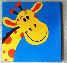 1000 ideas about canvas painting kids on decorative picture for home design 21