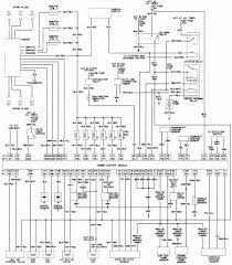 Wiring diagram 1996 toyota camry le throughout 1995