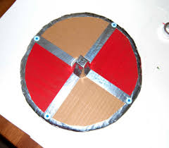 Celtic Shield Designs Ks2 How To Make A Viking Shield Hobbycraft Blog