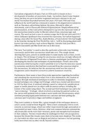 powerpoint alberto giacometti  surrealism essay