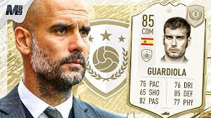 FIFA 20 ICON SWAPS | GUARDIOLA REVIEW | 85 GUARDIOLA PLAYER REVIEW | FIFA  20 Ultimate Team - YouTube