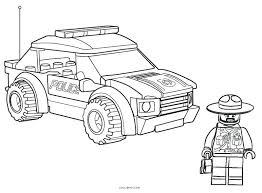 Free Printable Coloring Pages For Kids Police Coloring Pages Lego