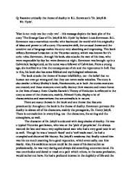 popular dissertation conclusion writers website for college ap good thesis for dr jekyll and mr hyde the strange case of dr jekyll and mr hyde ebook tantor unabridged classics robert louis stevenson scott brick