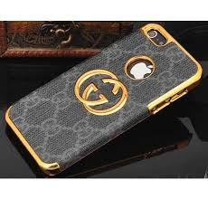 gucci 6. luxury new arrival real gucci iphone 6 cases - plus black