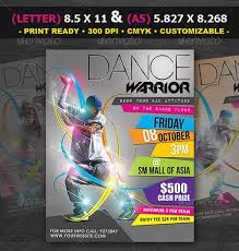 free dance flyer templates urban dance party club flyer poster template free club party psd