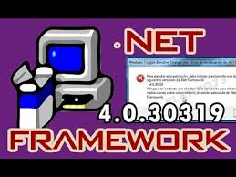 net framework 4 0 30319 full