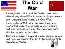 why did the cold war start essay my thesis help me write a why did the cold war start essay
