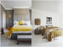 Yellow And Gray Bedroom Wall Paint Colors