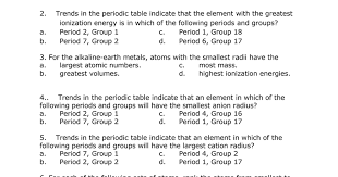 Periodic Table - Periodic Trends Review 2 - Google Docs