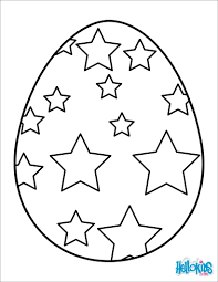 EASTER EGG Coloring Pages At Easter Egg Printable Coloring Pages ...