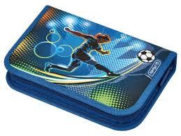 <b>Herlitz Пенал Soccer</b> (50008391) — купить по выгодной цене на ...