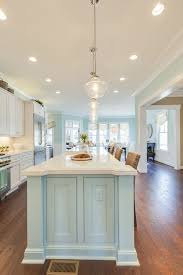 painted blue kitchen cabinets house:  ideas about blue kitchen island on pinterest updated kitchen lighting and blue home decor
