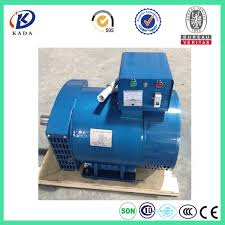 ac generator motor. ST 20HP Generator 220v AC Single Phase Brush Diesel Alternator 15KW Ac Motor