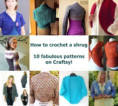 Crochet Shrug Pattern Mesmerizing How To Crochet A Shrug 48 Great Patterns