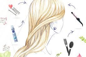 Jednoduché Trendy účesy Pro Dlouhé A Polodlouhé Vlasy Nivea