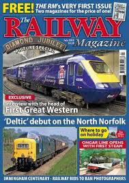 The Railway Magazine Archive - July 2012 - Full Edition by Mortons ...