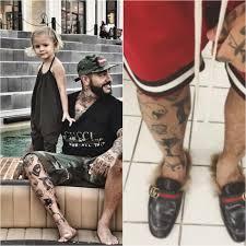тату тимати и их значение самый татуированный рэпер россии