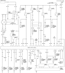 honda crx wiring diagram wiring diagram and hernes 1991 acura integra distributor wiring diagram image