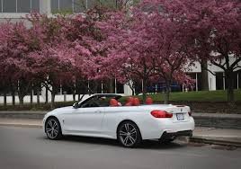 BMW 3 Series bmw 435i xdrive m sport : Review: 2015 BMW 435i xDrive Cabriolet | Canadian Auto Review