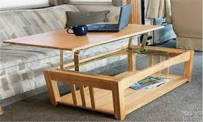 image of extra small coffee table