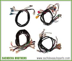 motor cycle wiring harness 2 3 wheeler wiring harness in punjab tractor wiring harness tractor sub wiring harness