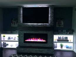 mike g verified customer review of sideline recessed electric fireplace napoleon azure the touchstones with 50