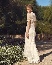 embroidered wedding dress. Poppy Embroidered Wedding Dress Endource