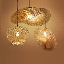 Wave Ceiling Light Basket Weave Pendant Light Affordable Modern Lighting Leverwise