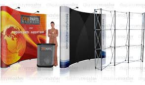 Portable Display Stands For Exhibitions Best Exhibition Displays Portable Pop Up Displays Popup Display