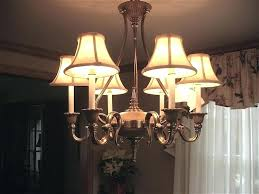 linen chandelier shades well known chandeliers regarding basic silk shade set of 3 pottery barn within chande