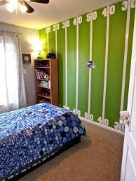 Boys Football Themed Bedroom Ideas 3