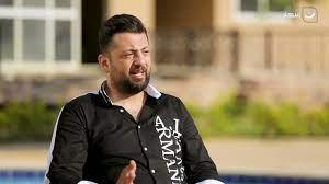 """مش هتصدق إيه هي أصعب مواقف قابلت محمد جمعة قدام أحمد السقا في مسلسل """"نسل  الأغراب - YouTube"""