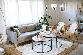 what size area rug for living room living room layered jute area rug with beige sofa with pillows and rounded coffee table what size area rug should i