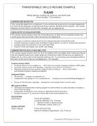 Examples Of Resume For Job How To Make Resume For Job Examples ...