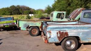 1961 Chevrolet Apache 10 Project, 1963 GMC 1/2 ton - YouTube