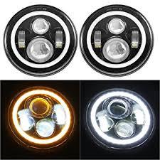 halo led wiring diagram halo image wiring diagram amazon com sunpie 7 led headlights bulb halo angel eye ring on halo led wiring