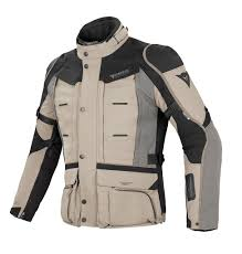 dainese d explorer gore tex textile clothing waterproof jackets motorcycle beige dainese shoes