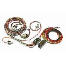 painless engine wiring harness autopartswarehouse painless 10118 chassis wire harness direct fit