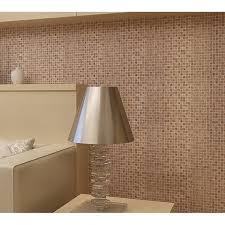 mosaic bathroom tiles. Clear Glass And Stone Mosaic Bathroom Tiles Square Rose Gold Stainless Steel Tile Backsplash