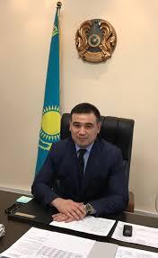 Департамент юстиции Актюбинской области  Берик Беркимбаев