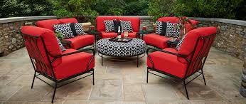 Beautiful Meadowcraft Patio Furniture Exterior Design Plan