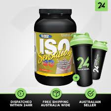 iso sensation 93 by ultimate nutrition protein isolate