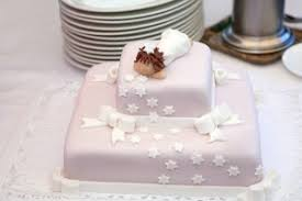 Selecting Baptism Cakes
