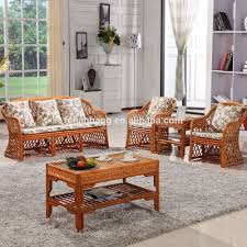Set Of Chairs For Living Room Cane Sofa Set Living Room Furniture Cane Sofa Set Living Room