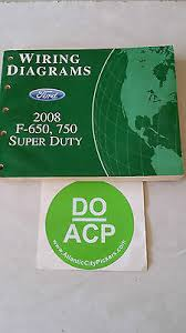 ford f f ds super duty wiring diagrams manual bull cad 2008 ford f 650 750 super duty wiring diagrams service manual