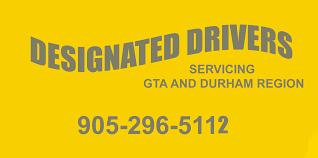 Designated Driver Service Richmond Designated Drivers 905 296 5112