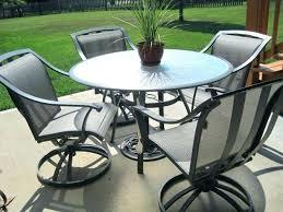 hampton bay outdoor dining set bay outdoor dining set collection bay outdoor patio furniture replacement cushions